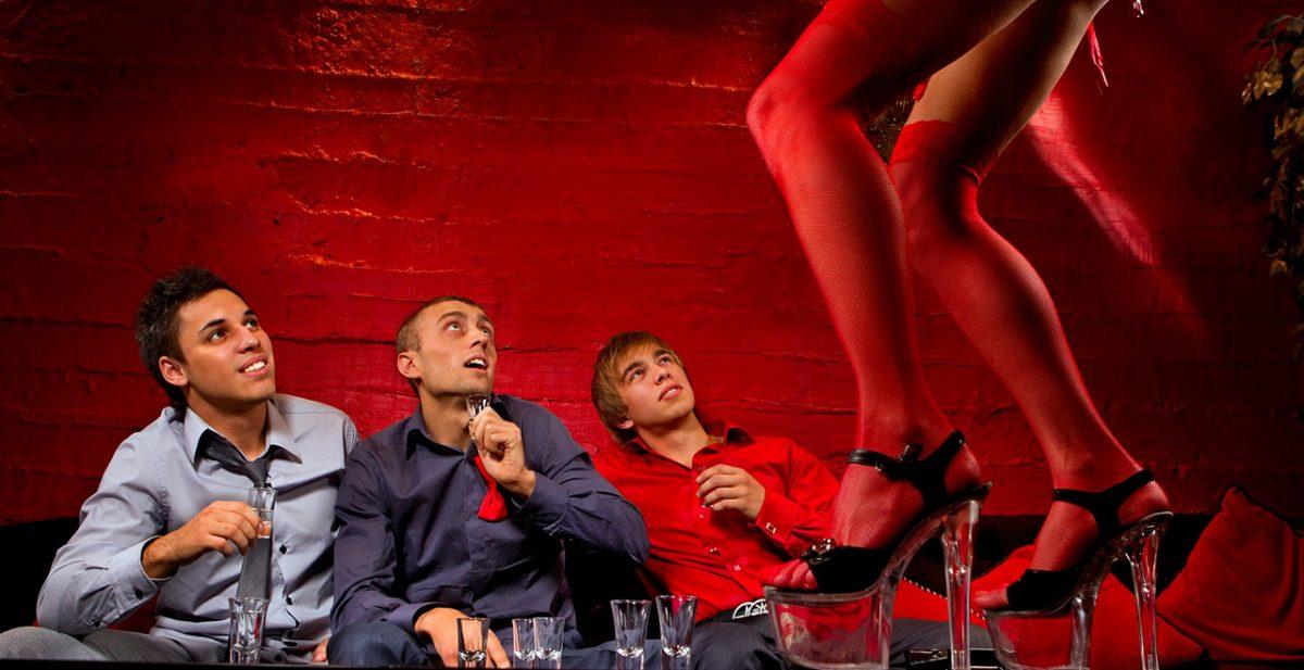 Espectáculo erótico Llanes