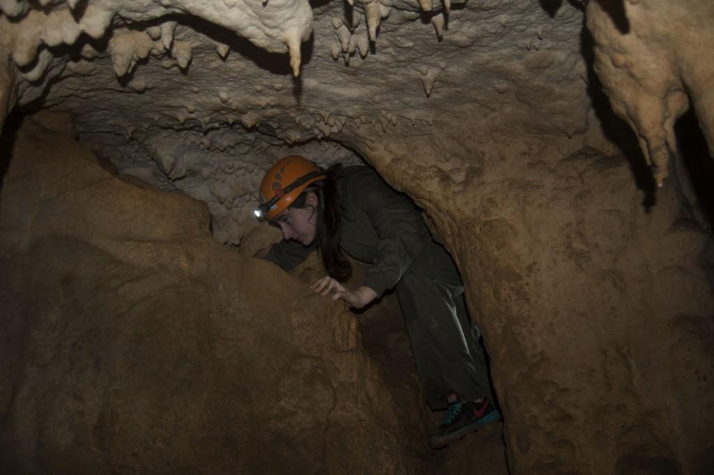 Niveles de espeleología en Asturias